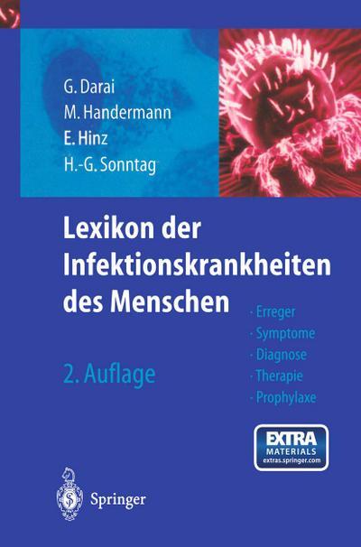 Lexikon der Infektionskrankheiten des Menschen