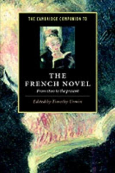 Cambridge Companion to the French Novel