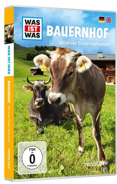 Was ist Was DVD - Bauernhof