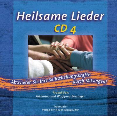 Heilsame Lieder - CD 4