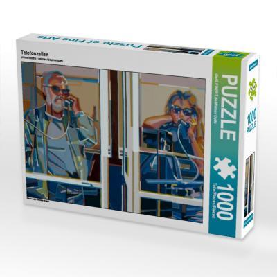 Telefonzellen (Puzzle)