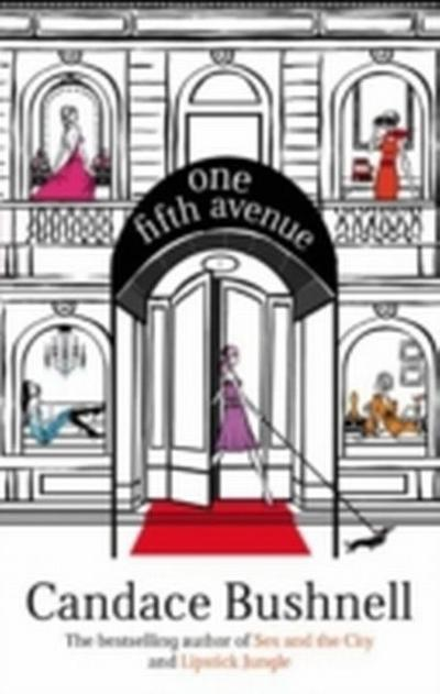 One Fifth Avenue - Abacus - Taschenbuch, Englisch, Candace Bushnell, ,