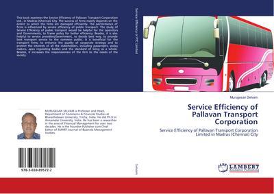 Service Efficiency of Pallavan Transport Corporation