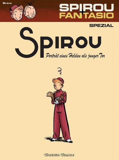 Spirou und Fantasio Spezial 08