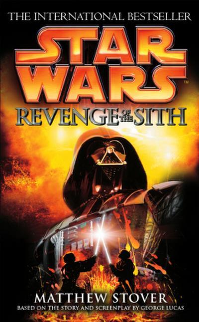 Star Wars, Revenge of the Sith. Star Wars Episode III, Die Rache der Sith, englische Ausgabe