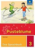 Pusteblume. Das Sprachbuch 3. Schülerband. Sachsen