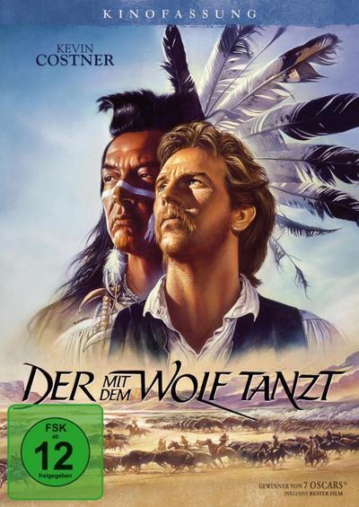 Der mit dem Wolf tanzt - Kinofassung