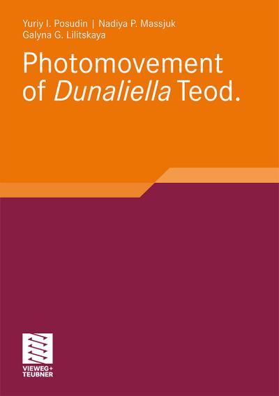 Photomovement of Dunaliella Teod.