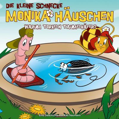 Die kleine Schnecke Monika Häuschen 38: Warum torkeln Taumelkäfer?