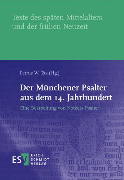 Der Münchener Psalter aus dem 14. Jahrhundert