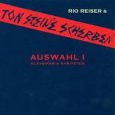 Auswahl Vol. 1 (Jubiläumsausgabe - 30 Jahre Ton Steine Scherben)