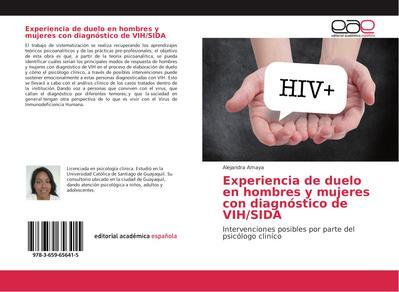 Experiencia de duelo en hombres y mujeres con diagnóstico de VIH/SIDA