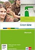 Green Line Oberstufe / Klasse 11/12 (G8) ; Klasse 12/13 (G9): Green Line Oberstufe / Skills and Exam Trainer mit CD-ROM. Ausgabe für Nordrhein-Westfalen: Klasse 11/12 (G8) ; Klasse 12/13 (G9)