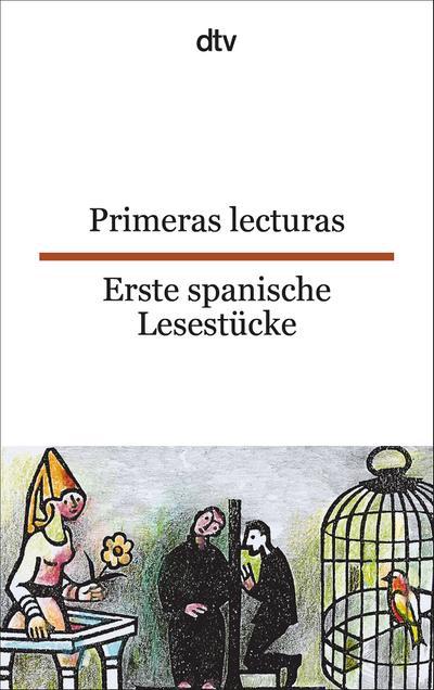 Primeras lecturas, Erste spanische Lesestücke