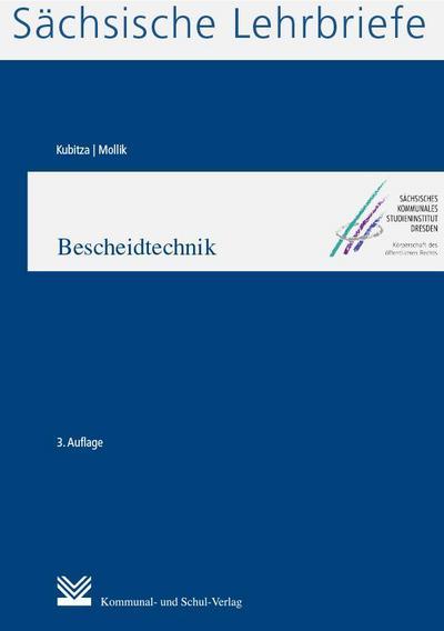 Bescheidtechnik (SL 16)