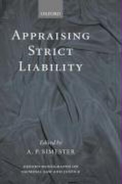 Appraising Strict Liability