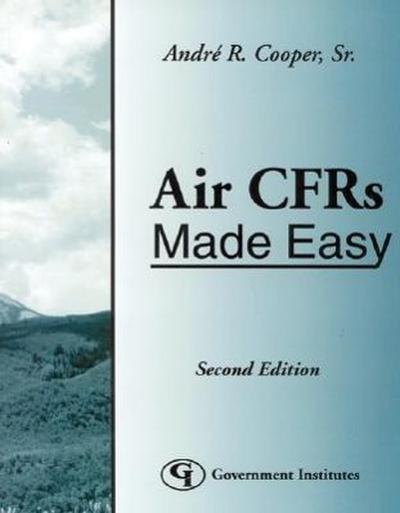 Air CFRs Made Easy