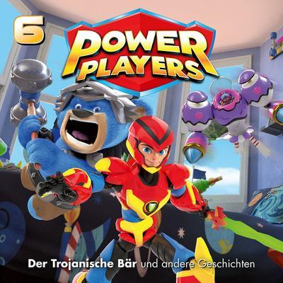 Power Players 06: Der Trojanische Bär und andere Geschichten