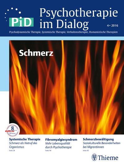 Psychotherapie im Dialog (PiD) Schmerz
