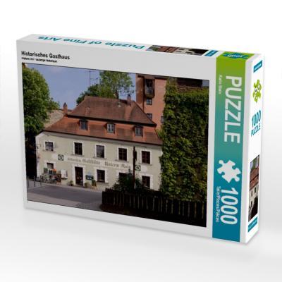 Historisches Gasthaus (Puzzle)