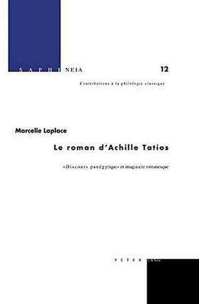 Le roman d'Achille Tatios