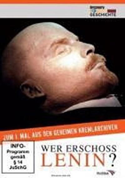 Wer erschoss Lenin?