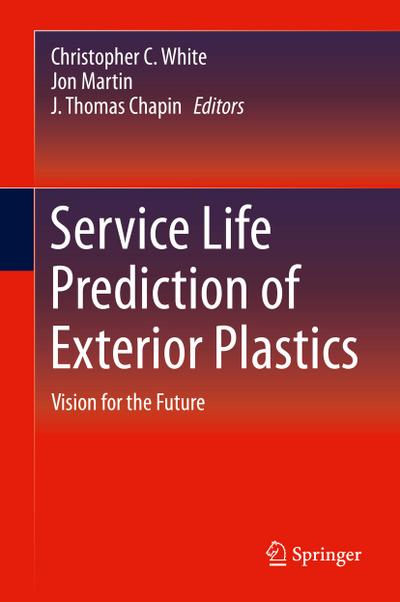 Service Life Prediction of Exterior Plastics