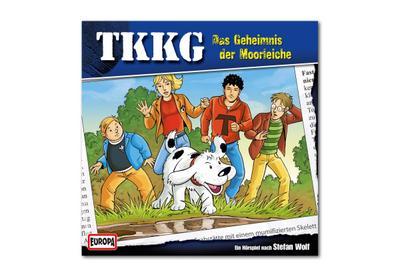 Ein Fall für TKKG 172: Das Geheimnis der Moorleiche
