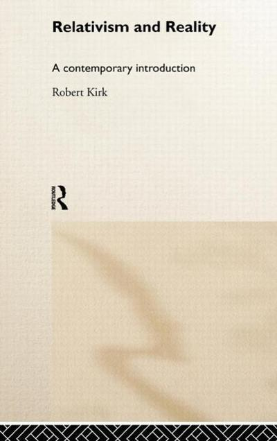 Relativism and Reality: A Contemporary Introduction
