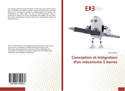 Conception et Intégration d'un mécanisme 5 barres