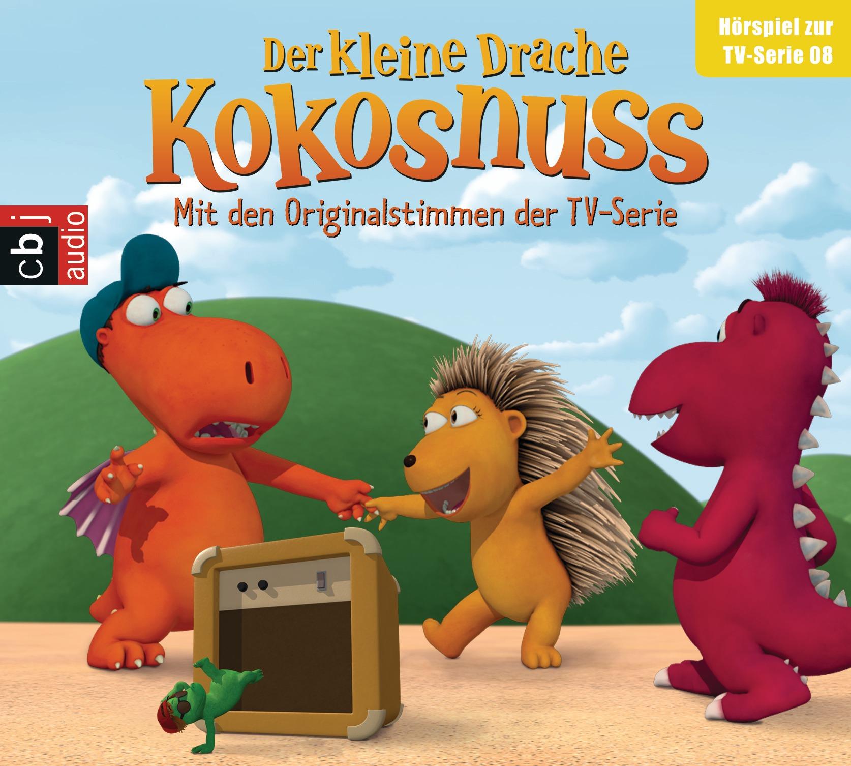 NEU Der Kleine Drache Kokosnuss 8 Ingo Siegner 128024