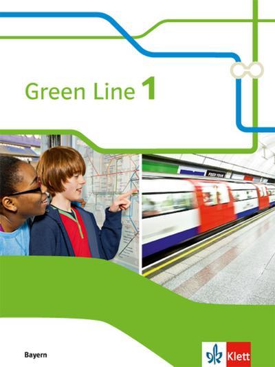 Green Line 1. Schülerbuch. Neue Ausgabe. Bayern