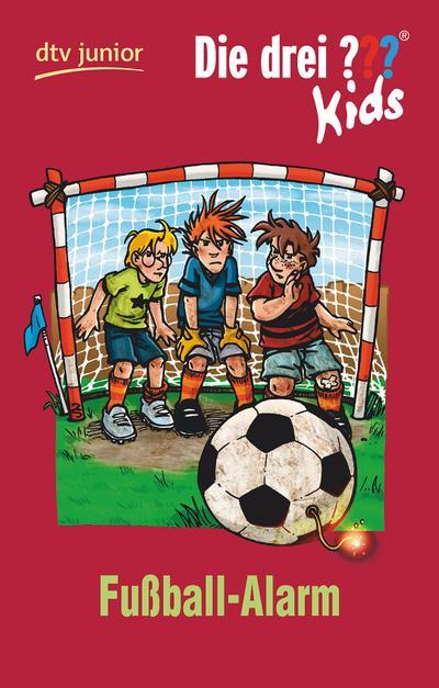 Die drei ??? Kids 26. Fußball-Alarm (drei Fragezeichen)