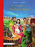 Die Geschichte von Weihnachten; Miniausgabe; Ill. v. Thönissen, Ute; Deutsch; Durchgehend vierfarbig illustriert