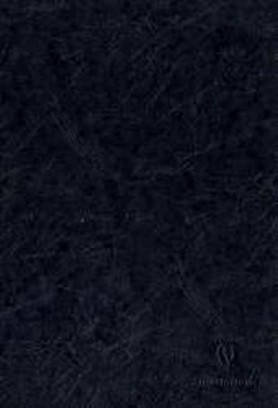 Kladde A4 kariert schwarz