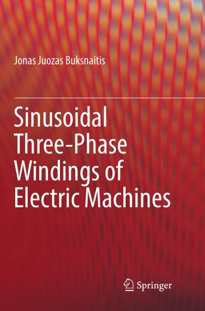 Sinusoidal Three-Phase Windings of Electric Machines