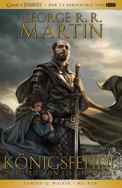 George R.R. Martins Game of Thrones - Königsfehde
