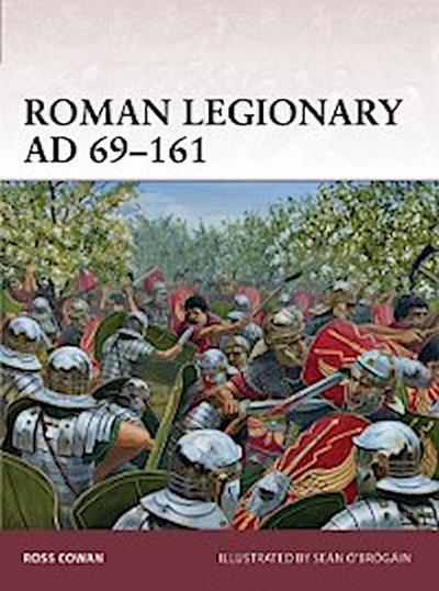 Roman Legionary AD 69 161