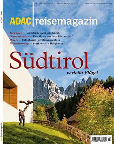 ADAC Reisemagazin Südengland Jetzt erst recht !
