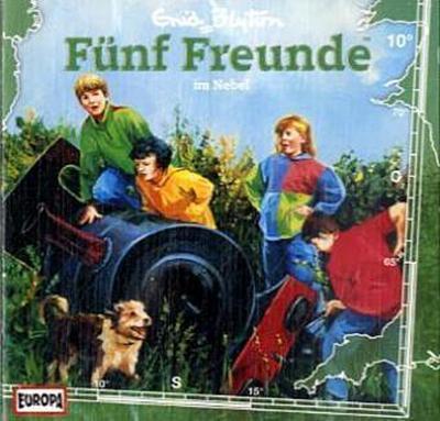 Fünf Freunde 010: ... im Nebel