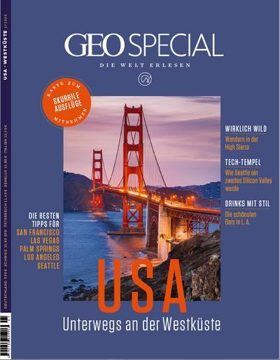 GEO Special / GEO Special 01/2020 - USA - Unterwegs an der Westküste