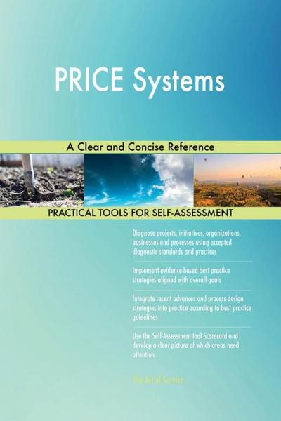 PRICE Systems A Clear and Concise Reference