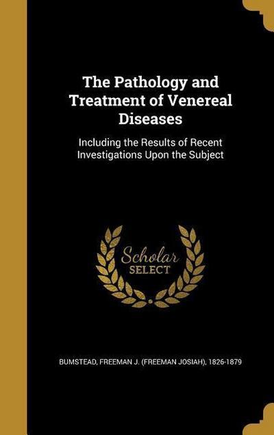 PATHOLOGY & TREATMENT OF VENER