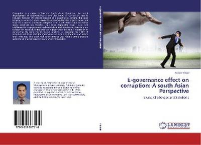 E-governance effect on corruption: A south Asian Perspective