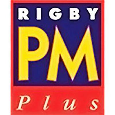 Rigby PM Plus Extension: Complete Package Extension Sapphire (Levels 29-30)
