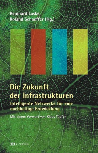 Die Zukunft der Infrastrukturen: Intelligente Netzwerke für eine nachhaltige Entwicklung (Ökologie und Wirtschaftsforschung)
