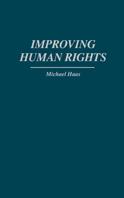 Improving Human Rights