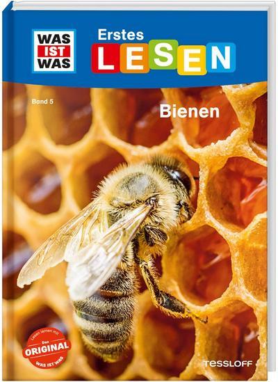 WAS IST WAS Erstes Lesen Band 5. Bienen