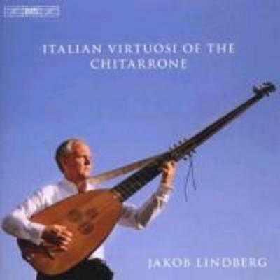 Italienische Chitarrone-Virtuo
