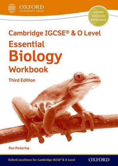 Cambridge IGCSE & O Level Essential Biology: Workbook